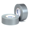 Shurtape® Pc595 Silver Polycoated Cloth - 48mm X 55m