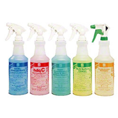 Spartan Spray Bottle - 3 Super Concentrated Glass Cleaner