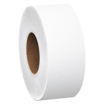 Jrt Jr 2 Ply Toilet Tissue 1000' roll 12/cs