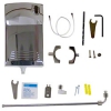 "Tc® Autoclean® Dispenser Kit W/saddle - 1 1/4"" Service"