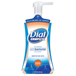 Dial Complete® Antimicrobial Foaming Hand Soap - 7.5 oz.