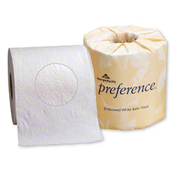 GP Preference® 2 Ply Embossed Bath Tissue - 4.5