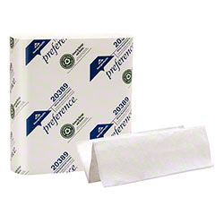 Georgia-Pacific Preference® Multifold Towels - White