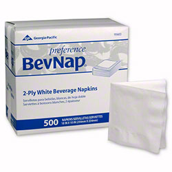 Georgia-Pacific BEVNAP® Beverage Napkin