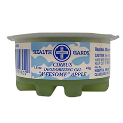 HOSPECO® Cirrus® Gel Cup Refill - Awesome Apple