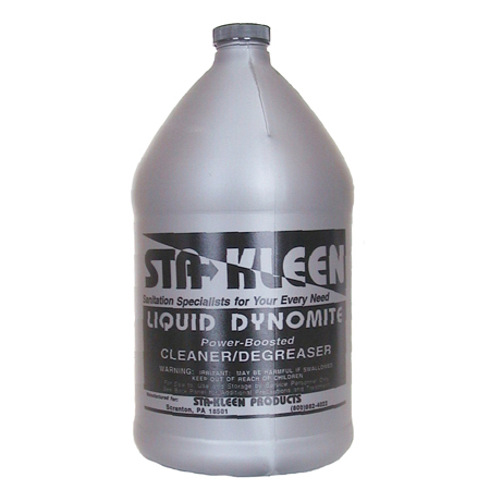 STA-KLEEN Liquid Dynamite All Purpose Cleaner/Degreaser