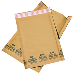 Polyair Ecolite® Golden Kraft Bubble Shipping Bag-9.5x14.5