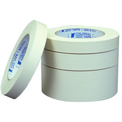 Shurtape® Colonial Natural Industrial Crepe - 12 mm x 55 m