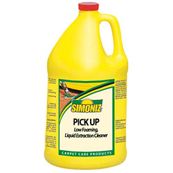 Simoniz® Pick Up Liquid Extraction Cleaner - Gal.