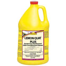 Simoniz® Lemon Quat Disinfectant Cleaner - Gal.