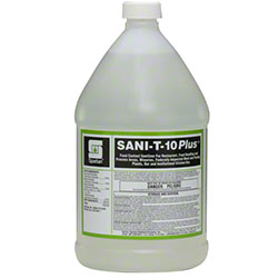 Spartan Sani-T-10 Plus Sanitizer - Gal.